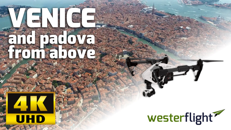 Venice from above - the documentation